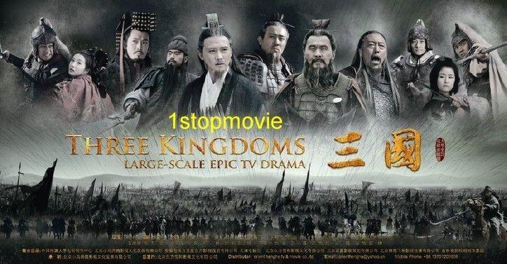 Three Kingdoms (TV 1 95 end) *Good English Sub *Ship DHL Express