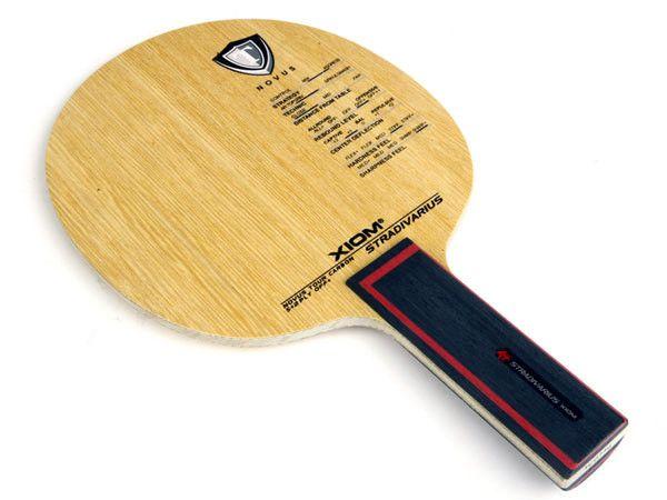 SHIP) XIOM STRADIVARIUS Table Tennis Blade Ping Pong Paddle